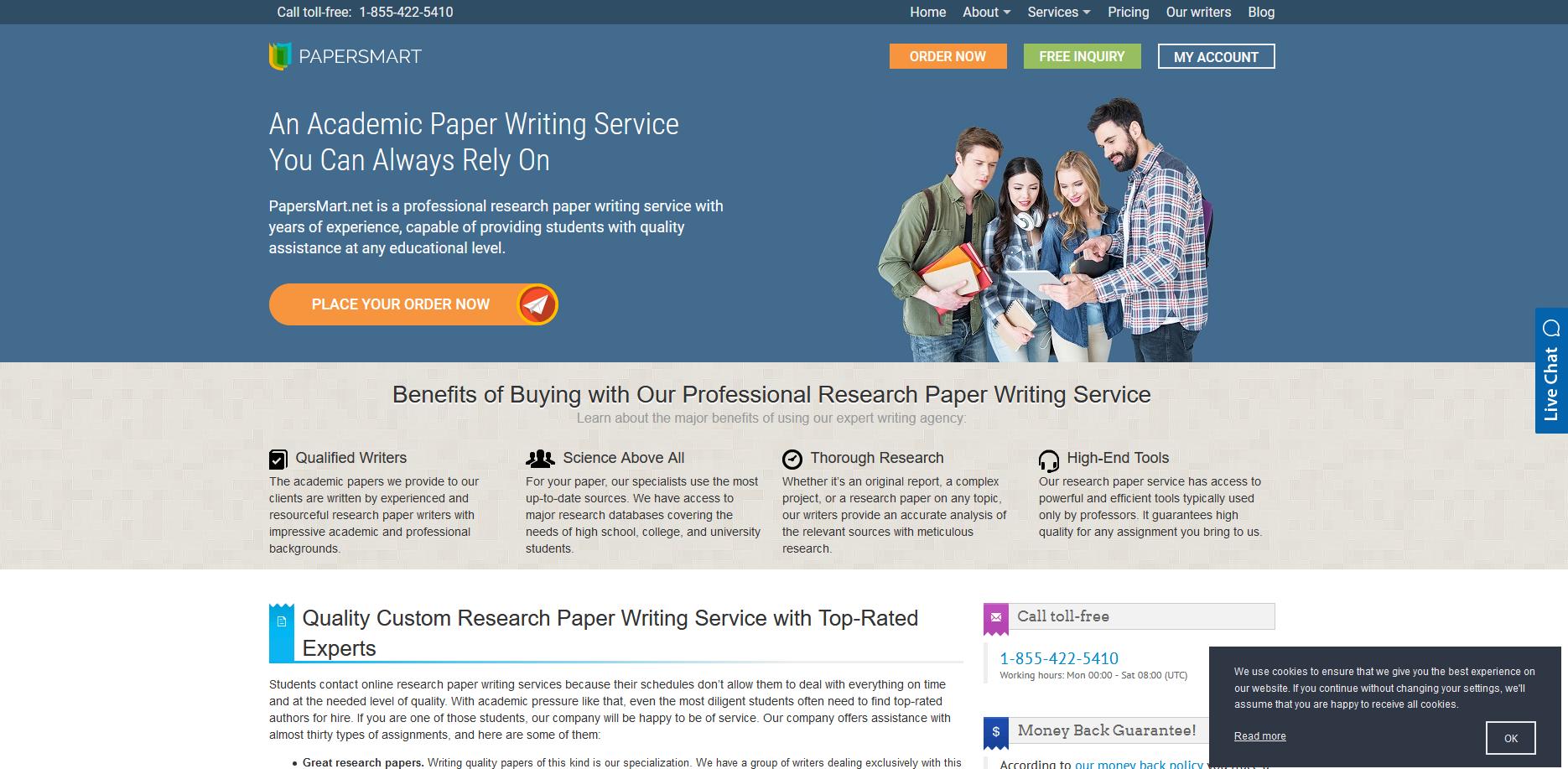 Essay service reviews