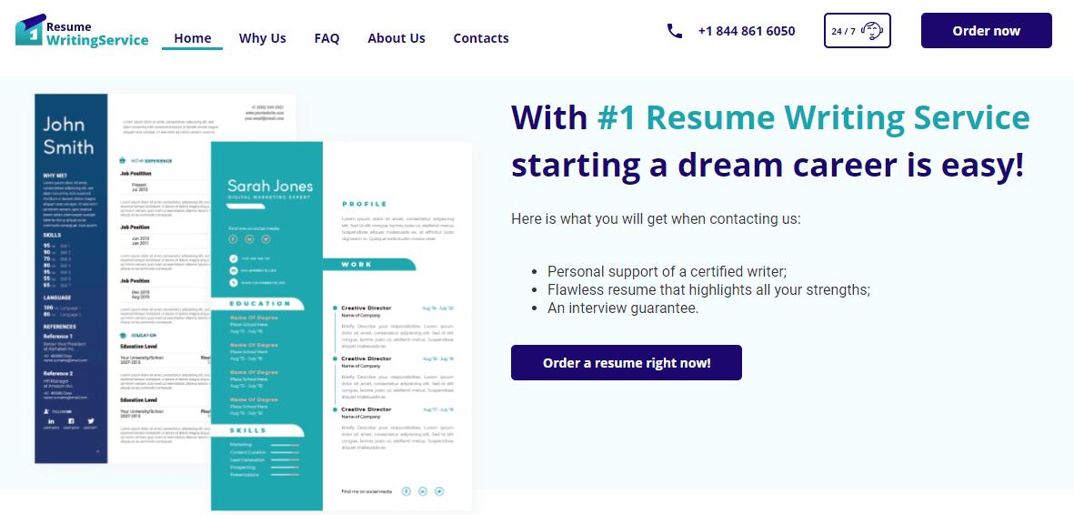 1resumewritingservice-com-review